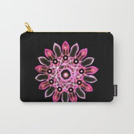 Pink reverberation 9:9:9 Carry-All Pouch
