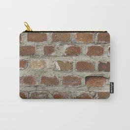 Texture #3 Bricks Carry-All Pouch