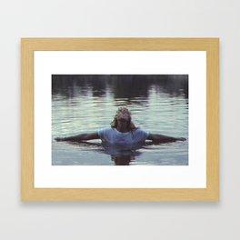 Water graves 3 Framed Art Print