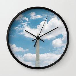 Washington Monument Wall Clock