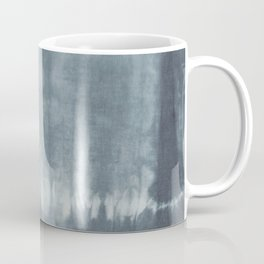 Tye Dye Gray Coffee Mug