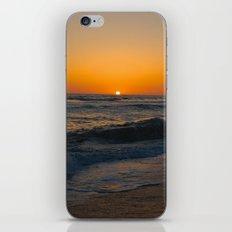 Ocean Sunset 2 iPhone & iPod Skin