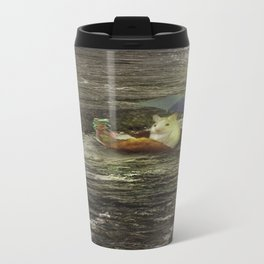 Froggie went a courting Travel Mug