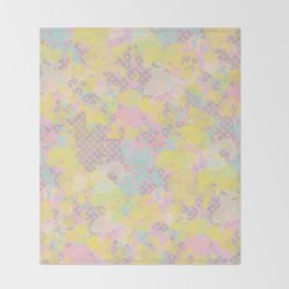 Everywhere #society6 #abstractart Throw Blanket