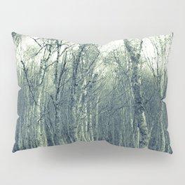 Silver Birches Pillow Sham