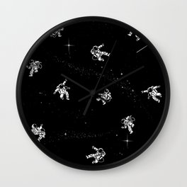 Gravity Reloaded Wall Clock