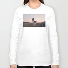 Sunset in Colorado Long Sleeve T-shirt