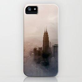 Kuala Lumpur - Malaysia iPhone Case