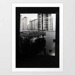 Analogue Art Print