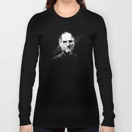 Steve Jobs - Tech Heroes series Long Sleeve T-shirt