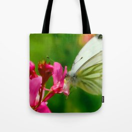 Butterfly's inn ... Tote Bag