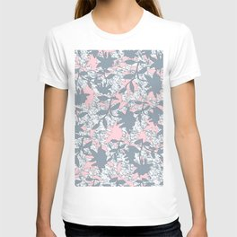 """Vintage Flower Power"" T-shirt"