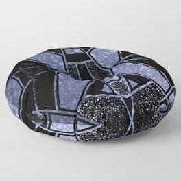 Geometric #958 Floor Pillow