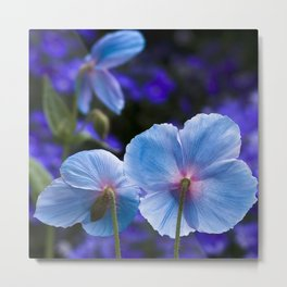 Just As Lovely From Behind Metal Print