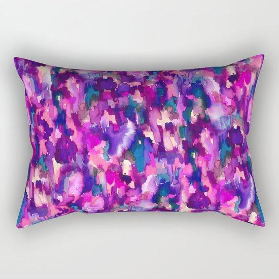 Verve (Purple) Rectangular Pillow