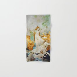 Birth of Venus Hand & Bath Towel