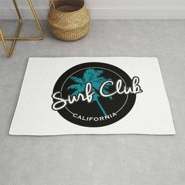 Surf Club California Rug