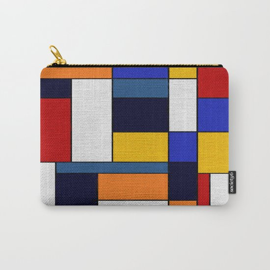 Abstract #351 Carry-All Pouch