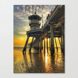 HB Sunshine Canvas Print