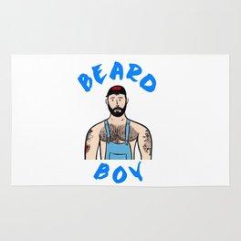 Beard Boy: Mr Alessandro 2 Rug