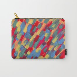 Abstraction flower Carry-All Pouch