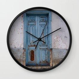 GOMERA DOORS Wall Clock