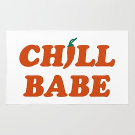 Chill Babe Rug
