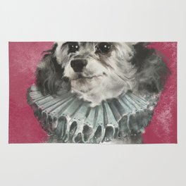 Poodle-licious Rug