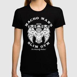 Macho Man's Slim Gym T-shirt
