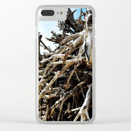You are the Roots Clear iPhone Case