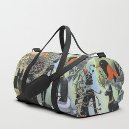An African Fairy Tale Duffle Bag