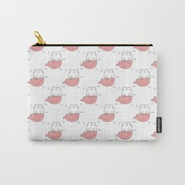 MerKitty Pink Carry-All Pouch
