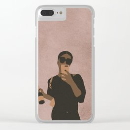 Brunch Clear iPhone Case
