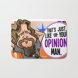 Your Opinion, Man Bath Mat