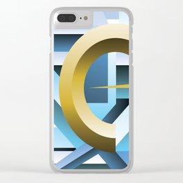 Step 3D 445 Clear iPhone Case