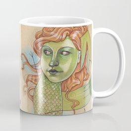 DANCING DRAGON Coffee Mug