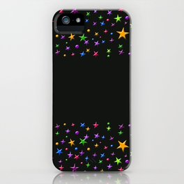 NIGHT STARS  iPhone Case