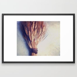 Harvest Framed Art Print