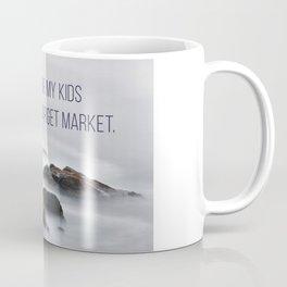 Target Market Coffee Mug