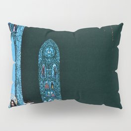 The Youngest Prince Who Reaches The Church Where The Heart Of The Giant Is Hidden Pillow Sham