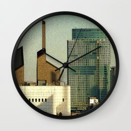 Milano City Wall Clock