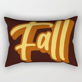 It's Fall! Rectangular Pillow