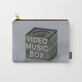 Video Music Box Carry-All Pouch