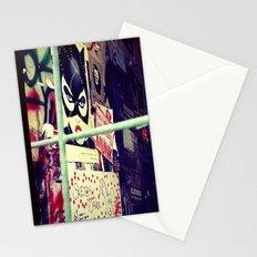 :: STREET ART //PART II - HAMBURG Stationery Cards