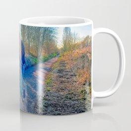 Countryside Cycling Coffee Mug