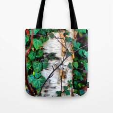 Wrapped Tote Bag