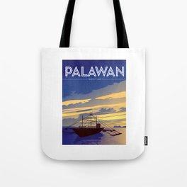 Bacuit Bay | Palawan Tote Bag