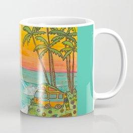VW Surf Paradise Coffee Mug