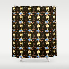 Zappa Shower Curtain