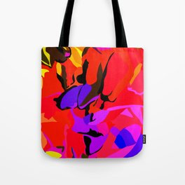 blueflower Tote Bag